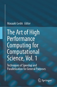 Cover The Art of High Performance Computing for Computational Science, Vol. 1