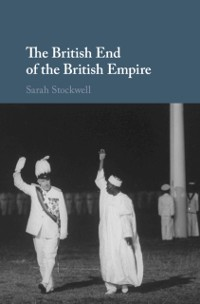 Cover British End of the British Empire