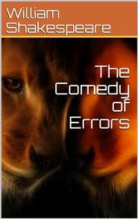 Cover The Comedy of Errors