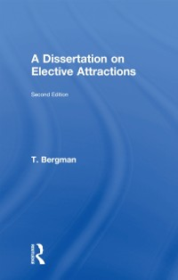Cover Dissertation of Elective Attractions