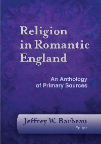Cover Religion in Romantic England