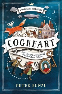 Cover Cogheart
