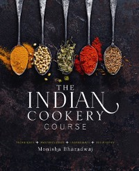 Cover Indian Cookery Course