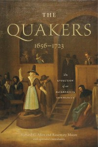 Cover The Quakers, 1656–1723