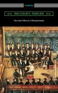 Cover Duncan's Ritual of Freemasonry