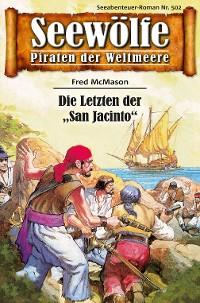 Cover Seewölfe - Piraten der Weltmeere 502