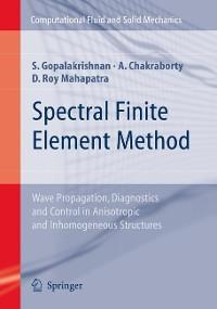 Cover Spectral Finite Element Method