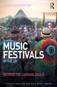 Cover Music Festivals in the UK