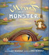 Cover If Monet Painted a Monster