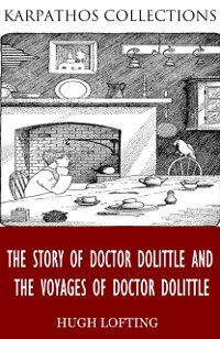 Cover Story of Doctor Dolittle and The Voyages of Doctor Dolittle