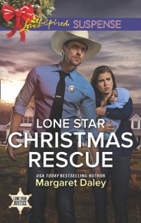 Cover Lone Star Christmas Rescue (Mills & Boon Love Inspired Suspense) (Lone Star Justice, Book 2)