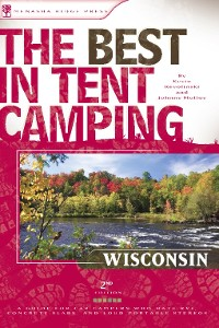 Cover The Best in Tent Camping: Wisconsin