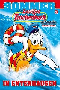 Cover Lustiges Taschenbuch Sommer eComic Sonderausgabe 03