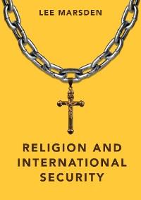 Cover Religion and International Security