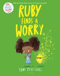 Cover Ruby Finds a Worry