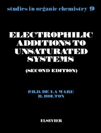 Cover Electrophilic Additions to Unsaturated Systems