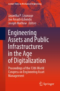 Cover Engineering Assets and Public Infrastructures in the Age of Digitalization
