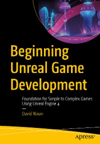 Cover Beginning Unreal Game Development