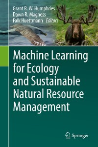 Cover Machine Learning for Ecology and Sustainable Natural Resource Management