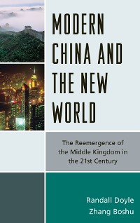 Cover Modern China and the New World