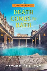 Cover Death Comes to Bath