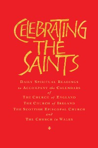 Cover Celebrating the Saints