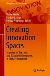 Cover Creating Innovation Spaces