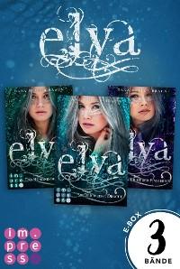 Cover Elya: Alle Bände der romantischen Drachen-Trilogie in einer E-Box!