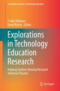 Cover Explorations in Technology Education Research