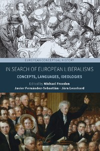 Cover In Search of European Liberalisms