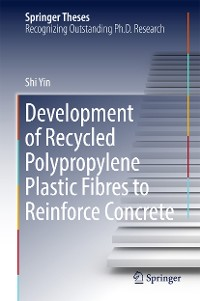 Cover Development of Recycled Polypropylene Plastic Fibres to Reinforce Concrete