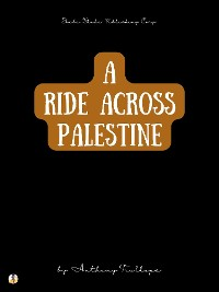 Cover A Ride Across Palestine