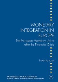 Cover Monetary Integration in Europe
