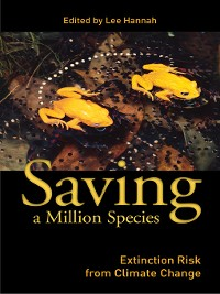 Cover Saving a Million Species