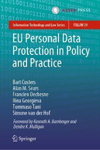 Cover EU Personal Data Protection in Policy and Practice