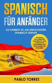 Cover Spanisch für Anfänger