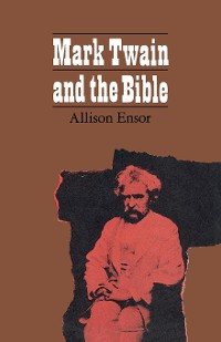 Cover Mark Twain and the Bible