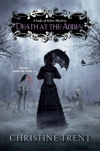 Cover Death at the Abbey