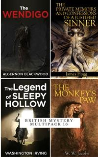 Cover British Mystery Multipack – Volume 16