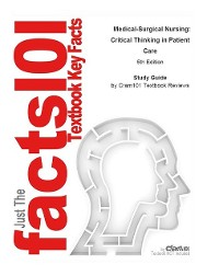 Cover Medical-Surgical Nursing, Critical Thinking in Patient Care