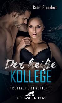 Cover Der heiße Kollege | Erotische Geschichte