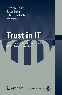 Cover Trust in IT