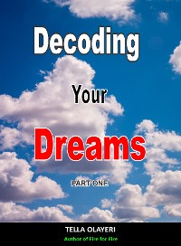 Cover Decoding Your Dreams Part One