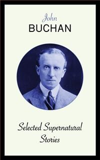 Cover Selected Supernatural Stories