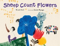 Cover Sheep Count Flowers