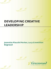 Cover Developing Creative Leadership