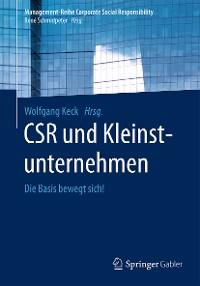 Cover CSR und Kleinstunternehmen