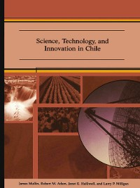 Cover Science, Technology, and Innovation in Chile