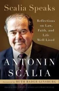 Cover Scalia Speaks