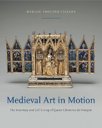 Cover Medieval Art in Motion